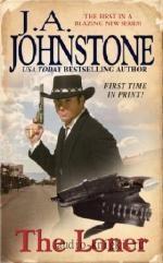 Johnstone  J.A.  -  The Loner