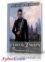 Кардашов Андрейка - Сквозь 0 мира