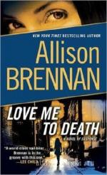 Brennan  Allison  -  Lucy Kincaid Series Books 1 - 3