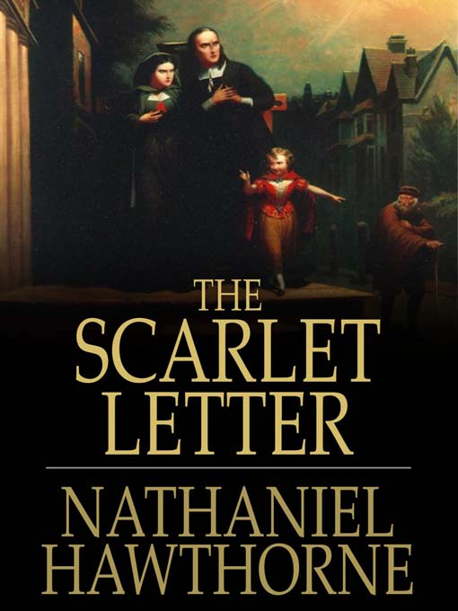 a mirror of hawthornes life in the novel the scarlet letter