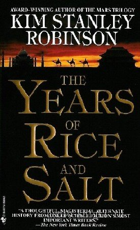 Robinson  Kim  -  The Years of Rice and Salt