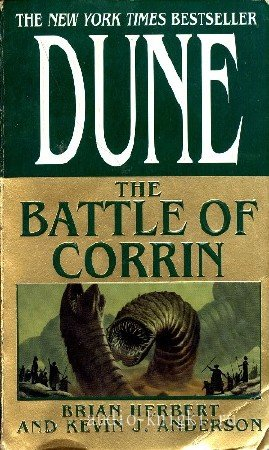 Herbert  Frank  -  The Battle of Corrin
