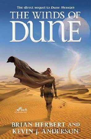 Herbert  Frank  -  The Winds of Dune