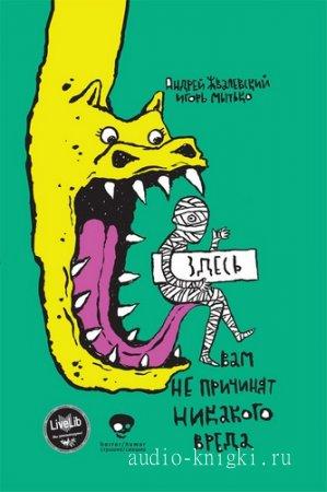 Жвалевский Андрей; Мытько Игорь - Здесь вам не причинят никакого вреда читает Санькова О.