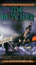 Butcher  Jim  -  Princeps' Fury. Book 5 of the Codex Alera