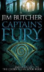 Butcher  Jim  -  Captain's Fury. Book 4 of the Codex Alera