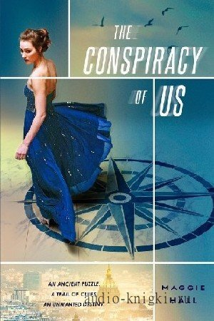 Hall  Maggie  -  The Conspiracy of Us